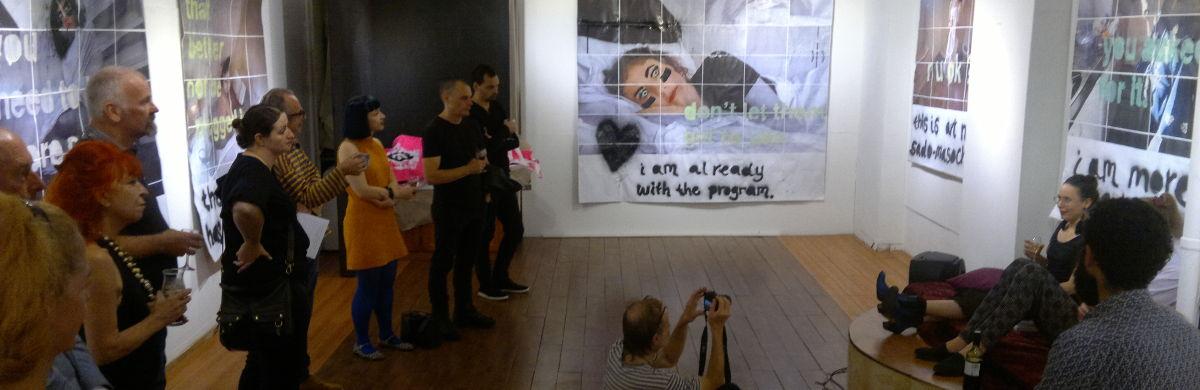 TAP Gallery talk